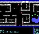 Ultima I Screenshots