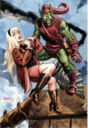 180px-Green Goblin & Gwen Stacy (by Dan Brereton) 1.jpg