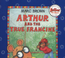 Arthur and the True Francine (book)