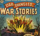 Star-Spangled War Stories/Covers