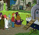 Fry y la fábrica de Slurm