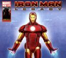 Iron Man: Legacy Vol 1 1