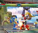 Mega Man Legends characters