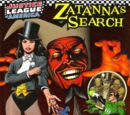 JLA: Zatanna's Search (Collected)