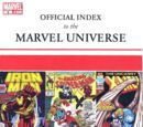 Official Index to the Marvel Universe Vol 1 9