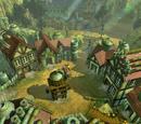 Địa danh trong Dirge of Cerberus-Final Fantasy VII