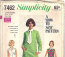 Simplicity 7462