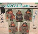 McCall's 4780 A