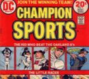 Champion Sports/Covers