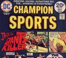 Champion Sports Vol 1 3
