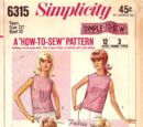 Simplicity 6315