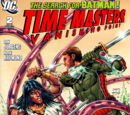Time Masters: Vanishing Point Vol 1 2