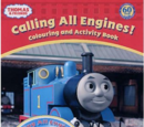 Calling All Engines! Colouring and Activity Book