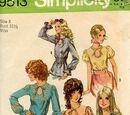 Simplicity 9513 A