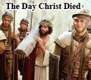 El día que Cristo murió