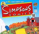 Simpsons Comics 50