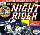 Night Rider Vol 1 1