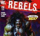 R.E.B.E.L.S. Vol 2 20
