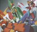 Mega Man ZX games