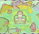 Lugares de Mario y Luigi: Superstar Saga
