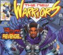New Warriors Vol 2 2