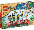 6299 Pirates Advent Calendar