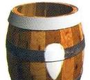 Invincibility Barrel
