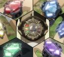 Original Vongola Rings