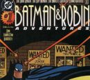 Batman & Robin Adventures Vol 1 1