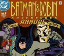 Batman & Robin Adventures Annual Vol 1 2