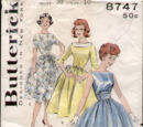 Butterick 8747