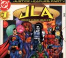Justice Leagues: Justice League of Aliens Vol 1 1