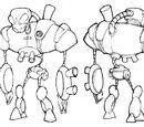 Cyborg Zombie Soldier