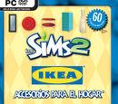 Los Sims 2: IKEA - Accesorios para el hogar