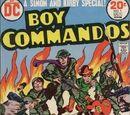 Boy Commandos Vol 2