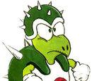Bosses in Wario Land: Super Mario Land 3