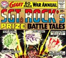 Sgt. Rock's Prize Battle Tales Vol 1 1