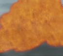Elemento Viento: Bola de Fuego de Aceite de Sapo