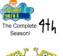 SpongeTwins:The Comlpete 4th Season