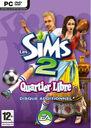 Jaquette Les Sims 2 Quartier Libre.jpg