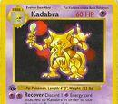 Kadabra (Base Set TCG)