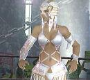 Lisa Hamilton/Dead or Alive 4 costumes