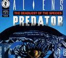 Aliens/Predator: The Deadliest of the Species Vol 1 1