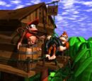 Donkey Kong Country Worlds