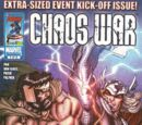 Chaos War Vol 1 1