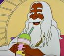 O Presidente Kwik-E-Mart