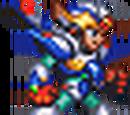 Mega Man X sprites