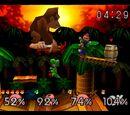 Giant Donkey Kong