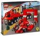 4694 Ferrari F1 Racing Team