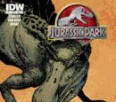 Jurassic Park: Redemption dinosaurs
